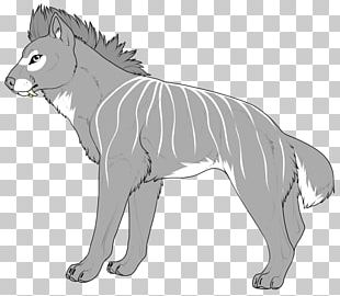 Cat Lion Mustang Dog Mane PNG