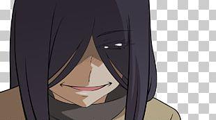 Black Hair Mangaka Brown Hair Anime PNG