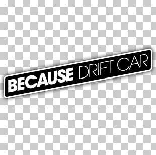 Car Paper Sticker Decal Drifting PNG