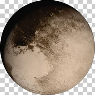 New Horizons Pluto Earth Dwarf Planet PNG