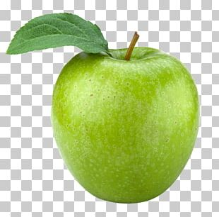 Crisp Apple Green Fruit PNG
