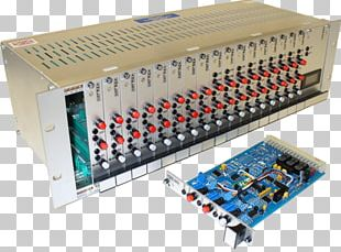 Electronic Component Electronics Signal Electronic Engineering 19-inch Rack PNG