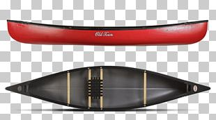 Old Town Canoe Kayak Paddle Boat PNG