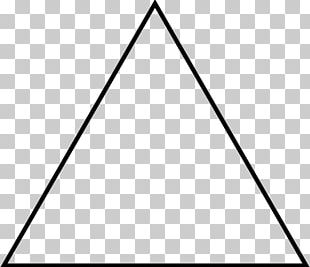 Equilateral Triangle Isosceles Triangle Regular Polygon Shape PNG