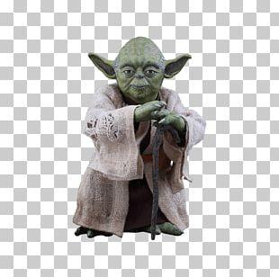 Yoda Luke Skywalker Star Wars Action & Toy Figures Jedi PNG
