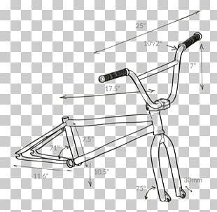 Bicycle Frames BMX Bike Freestyle BMX PNG