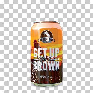 Brown Ale Sour Beer Golden Road Brewing Los Angeles PNG