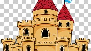 Castle Drawing Cartoon PNG