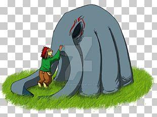 Mammal Cartoon Character Fiction PNG