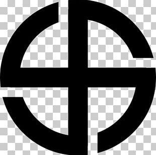 Sun Cross Swastika Symbol Odin PNG