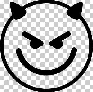 Computer Icons Devil Smiley Emoticon Satan PNG