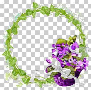 Floral Design Violet Purple Drawing PNG