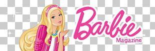 Ken Barbie Girl Mattel Logo PNG