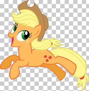 Applejack Rarity Apple Bloom Pony PNG