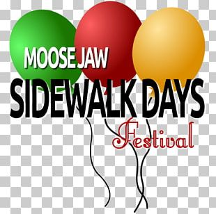 Moose Jaw Logo Balloon Happiness Font PNG