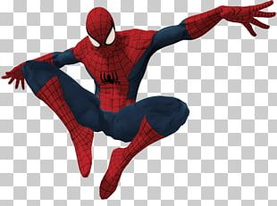 Spiderman Open Arms PNG