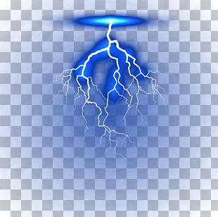 Electric Current Lightning Electricity PNG
