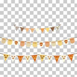 Web Banner Halloween PNG
