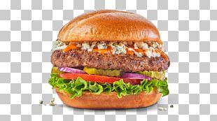 Hamburger Veggie Burger Cheeseburger Buffalo Wing Fast Food PNG