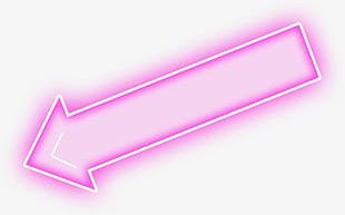 Led Luminous Efficiency Arrow PNG