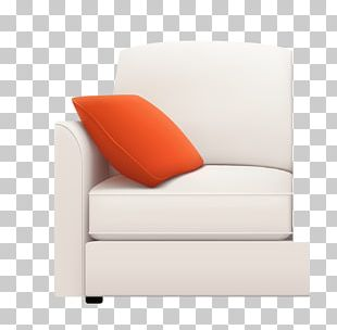Sofa Bed Furniture Couch Chair Chaise Longue PNG