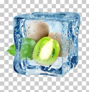Juice Ice Cube Stock Photography Kiwifruit PNG