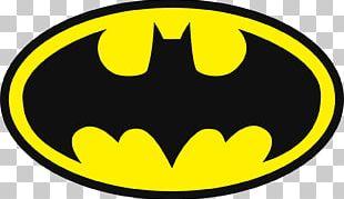 Batman Logo DC Comics Decal PNG