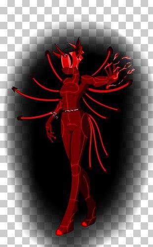 Demon Desktop Computer Legendary Creature PNG