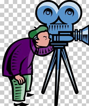 Filmmaking Making Movies Animation PNG
