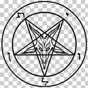 Goat Lucifer Pentagram Sigil Of Baphomet PNG