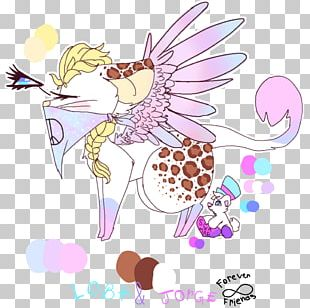Illustration Horse Fairy Flowering Plant PNG