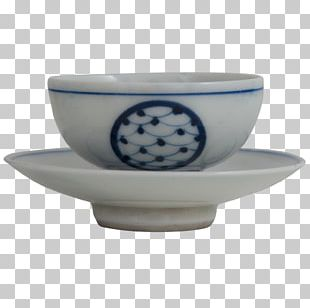 Blue And White Pottery Ceramic Cobalt Blue PNG
