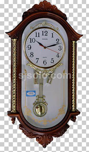 Pendulum Clock Floor & Grandfather Clocks Wall Jam Dinding PNG