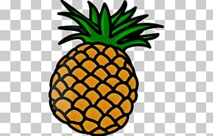 Pineapple Tart Upside-down Cake Pineapple Bun PNG