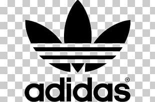 Adidas Logo Black PNG