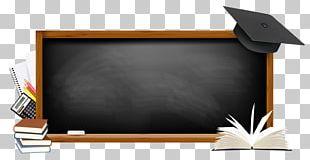 Blackboard Board Of Education School PNG