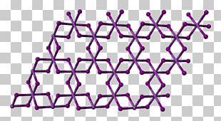 Bismuth(III) Iodide Crystal Structure Vanadium(III) Chloride PNG