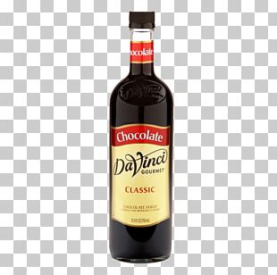 Coffee Chocolate Syrup Flavored Syrup PNG