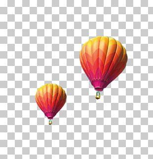 Flight Hot Air Ballooning PNG