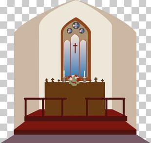 Sanctuary Altar In The Catholic Church Altar In The Catholic Church PNG