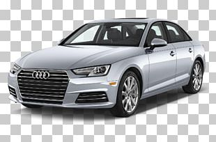 2017 Audi A4 Car 2018 Audi A4 Audi Q7 PNG
