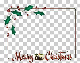 Christmas Ornament Frames Christmas And Holiday Season PNG