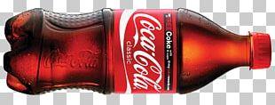 Coca-Cola Fizzy Drinks Diet Coke Plastic Bottle PNG