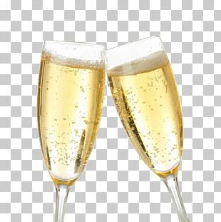 Champagne Cocktail Sparkling Wine Champagne Glass PNG