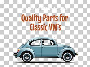Volkswagen Beetle Car Automotive Design Motor Vehicle PNG