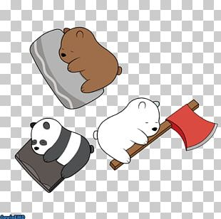 Goldilocks And The Three Bears Giant Panda Grizzly Bear PNG