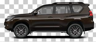 2018 Toyota Land Cruiser Sport Utility Vehicle Car Land Rover PNG