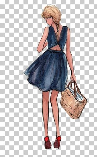 Drawing Fashion Illustration Art PNG
