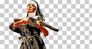 Red Dead Redemption: Undead Nightmare American Frontier Nun Western Video Game PNG