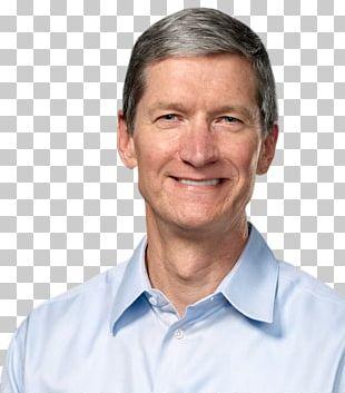 Tim Cook Apple Steve Jobs Chief Executive MacBook Air PNG